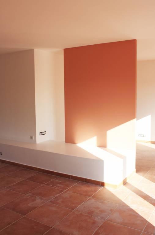 construction de maison d 39 architecte sur terrain en restanque cabri s bouches du rh ne. Black Bedroom Furniture Sets. Home Design Ideas