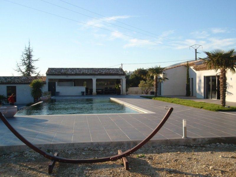 Construction de maison moderne cucuron en 2008 bouches for Constructeur maison contemporaine bouches du rhone
